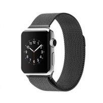 APPLE WATCH 42MM - BLACK SPORT WITH MILANESE STRAP