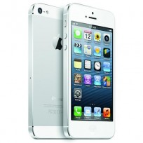 APPLE IPHONE 5S - 16GB - WHITE & SILVER